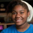 Brionna Cook, a rising junior at Riverhead High School, is not one to just sit around and watch the world pass her by.