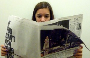 Finally reading the paper.