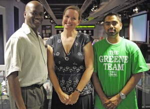 Congratulations to the 2011 Greene Team from Zachary Dowdy, Cathrine Duffy and Wasim Ahmad.