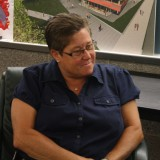 Dr. Susan Dimonda, Associate Dean and Director of Student Life onJuly 25, 2012. Photo by Hannah Fagin
