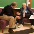 Bob Woodward and Bob Greene