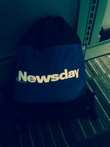 Gifts from Newsday to the Greene program