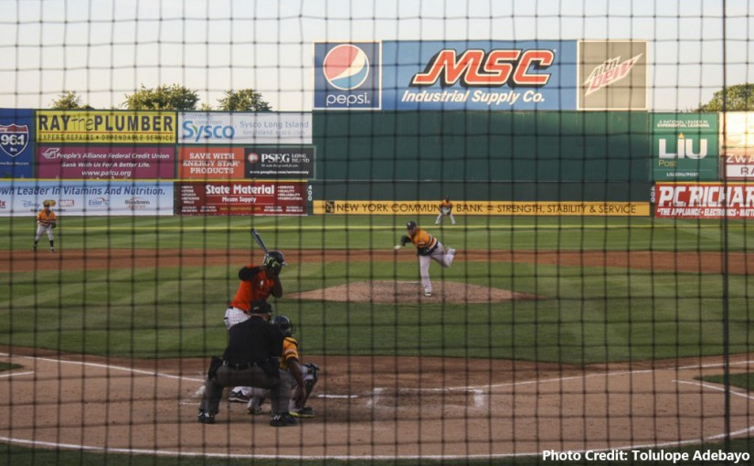 Duck 'N Cover: Revolution Stumps Long Island Ducks