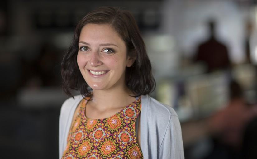 Kelsey Larkin: Driven to succeed